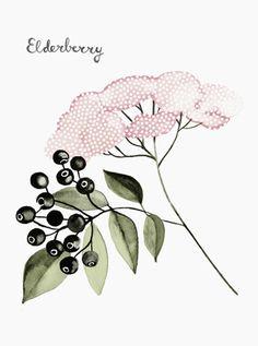 Illustration: Valesca van Waveren. Seen on HappyMakersBlog.com.