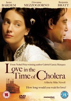 Love in the Time of Cholera / Javier Bardem, Benjamin Bratt and Giovanna Mezzogiorno