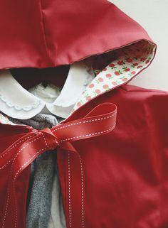 Little Red Riding Hood & Ruby Reds | Fifteen Sixteen