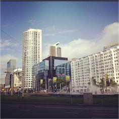 Hofplein, Rotterdam Holland