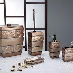 Bronze Banyo Aksesuarları