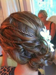 Wedding Hairstyles For Thin Hair 3 : Wedding Hairstyles Ideas