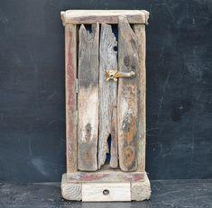 Driftwood Floor standing Cabinet, Cupboard, Drift Wood Furniture Cornwall UK  £195.00