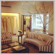 Carolina Herrera New York Store in Madison Avenue. Email stylist@cherrera for more information.