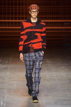 From WGSN Catwalks: Missoni - Autumn/Winter 2017