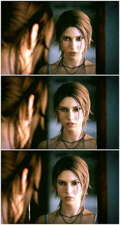 Tomb Raider subtle determination