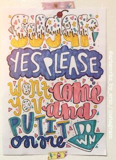 Lyric Drawings, One Direction Drawings, Cute Drawings, Song Lyric Quotes, Lyric Art, Song Lyrics, Doodle Lettering, Hand Lettering Quotes, Typography