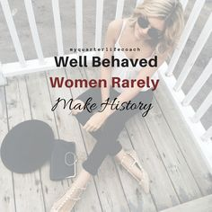 Well behaved women rarely make history. Womens Day Quotes, Happy International Women's Day, Social Services, Online Programs, Inner Strength, All You Need Is Love, Powerful Words, Ladies Day, Happy Quotes