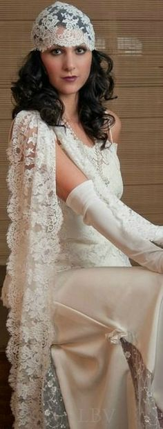 Bridal Lace Style | LBV ♥✤