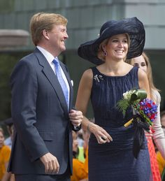 Queen Maxima Photos - King Willem-Alexander Visits Noord-Brabant - Zimbio
