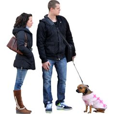 Awesome Couple with Awesome Dog | Immediate Entourage
