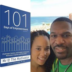 Thank you Boysie & Jazman for purchasing your signed copies of #101DaysOfEmpowerment! I really appreciate you! Purchase your signed copy today by following this link  http://ift.tt/1Y2BRFb