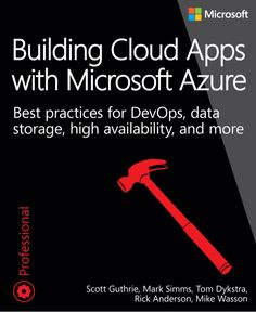 This ebook walks you through a patterns-based approach to building real-world cloud solutions. The patterns apply to the development process as well as to architecture and coding practices.   The content is based on a presentation developed by Scott Guthrie and delivered by him at the Norwegian Developers Conference (NDC) in June of 2013 (part 1, part 2), and at Microsoft Tech Ed Australia in September 2013 (part 1, part 2).