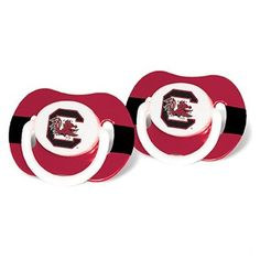 South Carolina Gamecocks Pacifiers
