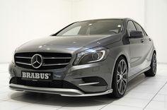 2012 Brabus Mercedes A-Class Mercedes A Class, Mercedes Benz, Sports Wagon, Dream Garage, Fast Cars, Gallery, Vehicles, Wheels, Facebook