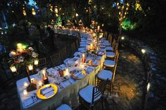 Magical wedding reception tablescape at Half Moon Rose Hall in #Jamaica #DestinationWedding