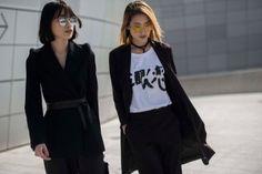 Street Style: Seoul Fashion Week SS17 | Highsnobiety