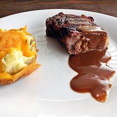 Homemade {A.1.} Steak Sauce