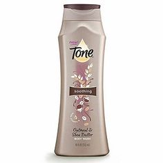Tone Soothing Oatmeal And Shea Butter Body Wash Pack of 2 >>> Learn more by visiting the image link-affiliate link. #BodyMoisturizer