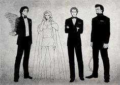 X-men: First Class/Zerochan Mobile