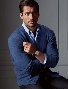 Marks & Spencer - David Gandy for Marks & Spencer Autumn 2014 Campaign
