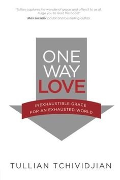 One Way Love: Inexhaustible Grace for an Exhausted World by Tullian Tchividjian, http://www.amazon.com/dp/0781406900/ref=cm_sw_r_pi_dp_vJ4mtb0SFB3EY
