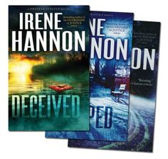 Private Justice Series, Vols. 1-3   -     By: Irene Hannon