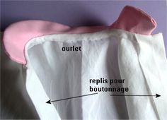 Coupe Couture : col rond ou col Claudine
