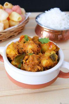 South Indian Potato Thokku