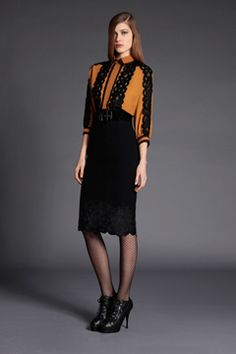 Andrew Gn Pre-Fall 2012 Collection on Style.com: Complete Collection