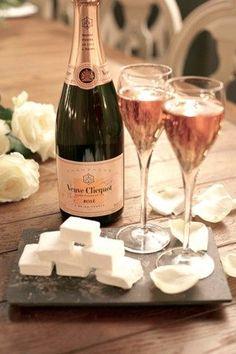 """I prefer Champagne"
