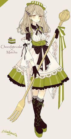 New Art Girl Outfit Kawaii Ideas Read Anime, Anime In, Anime Angel, Anime Chibi, Anime Art Girl, Kawaii Anime, Manga Anime, Kawaii Art, Anime Girls