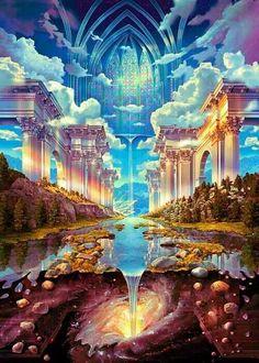 Io sono Acqua e Ti Amo, abbiamo un legame che conservo profondamente l' Amore per Tutto ciò che E'