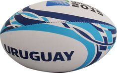 Ballon Rugby Supporteur Uruguay RWC2015 / Gilbert