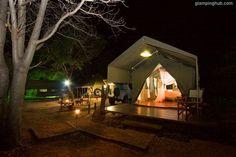 Luxury Tents Victoria Falls | Zambia #glamorous #destinations #worldwide