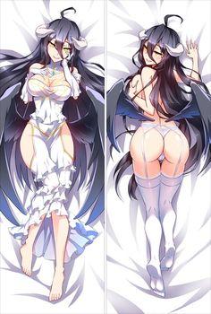 Anime boobs nude body pillow