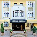 Hotel Imperial - Unser 4 Sterne HOTEL IMPERIAL liegt im aufstrebenden Kölner Stadtteil Ehrenfeld, in direkter Nähe zu Universität, Barthonia Forum, Neptunbad und Stadtwald.