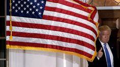 El jefe electo de la Casa Blanca ha anunciado sus planes de gobierno durante los primeros 100 días de gestión.