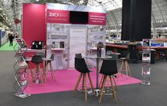 Complete custom exhibition stands hire for that professional look at your event or a hire a simple modular exhibition stand that you can build yourself. Fix You, Trade Show, Service Design, Display, Billboard