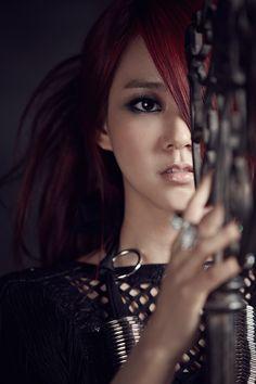 Kara SeungYeon  #bias #kpop