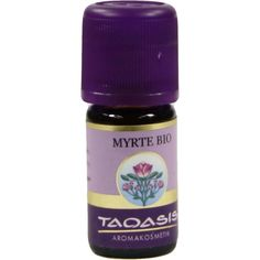 MYRTE Bio OEl:   Packungsinhalt: 5 ml Öl PZN: 07509014 Hersteller: TAOASIS GmbH Natur Duft Manufaktur Preis: 4,74 EUR inkl. 19 % MwSt.…