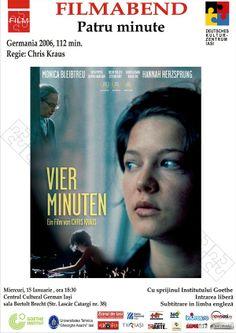 """Seara de film german: """"Patru minute"""""""