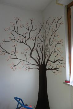 1000 images about albero da parete on pinterest - Albero su parete ...
