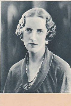 Princess Irene of Greece and Denmark