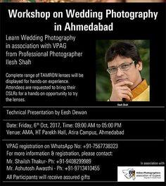 Tamron Wedding Photography Workshop  #ileshshah #www.ileshshah.com #ileshshahphotography  #Tamron #Lens #Zoom #Wide #Tele #Macro #Workshop #Training #Mentor #Photography #Travel #Wedding #Wildlife #10-24 #24-70 #70-200 #150-600 #Technology #Nikon #Canon #Sony #Ahmedabad #Gujarat #India