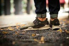 "Nike Sock Dart ""Cargo Khaki"" 🔛chmielna20.pl #nike #sockdart"