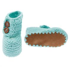 Baby Boots - Knitoes & Co Baby Booties