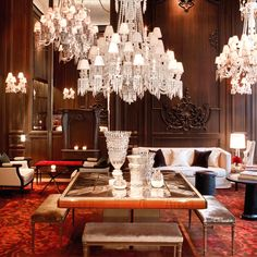 Reserve Baccarat Hotel & Residences Nova Iorque, Nova Iorque, EUA na Tablet Hotéis