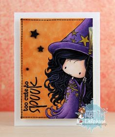 Tiddly Inks Challenge: Fab Friday and winner of our challenge #192........