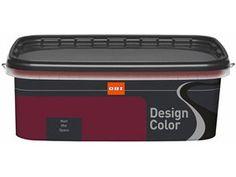 OBI Design Color Cassis matt 1 l